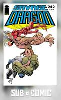 SAVAGE DRAGON #242 (IMAGE 2019 1st Print) COMIC