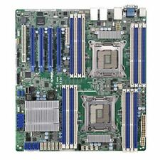 NEW! Asrock Rack EP2C602-4L/D16 Server Board Intel C602 2011 Ssi Eeb Quad Gb Lan
