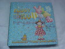 Mary Engelbreit Happy To You, Birthday Book With Confetti