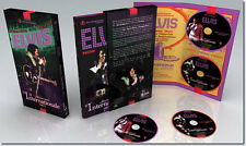 ELVIS PRESLEY - SHOWROOM INTERNATIONALE 1971 2CD + BOOK RARE