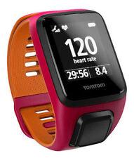 Cardiofrequenzimetri arancione orologio