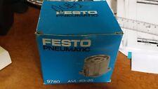 FESTO PNEUMATIC CYLINDER ADV-63-25 *NEW IN BOX*