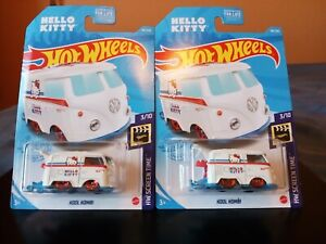 hot wheels Kool kombi lot of (2) hw screen time #38/250