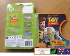 LeapFrog ClickStart Educational Software Toy Story to 100 and Beyond - #A1