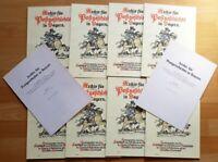 8x Archiv für Postgeschichte Bayern Bundespost Briefmarken Literatur Zeitschrift