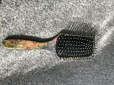 Kent LPB2 Small 9 Row Cushion Paddle Brush With Ball Tip Quills