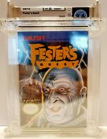 HIGH GRADE! FESTERS QUEST, (1989) NEW FACTORY SEALED!!! GRADED BY WATA 9.4 A