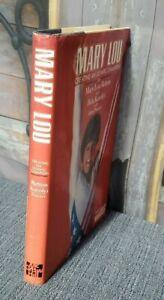 Mary Lou Creating an Olympic Champion Karolyi Powers Wheaties *Book* HC 1986