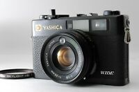 [Excellent]Yashica Electro 35 CCN 35mm Rangefinder Film Camera From JAPAN