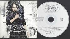 Sarah Brightman A Winter Symphony RARE Full Album PROMO CD 2008 NEW