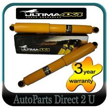 Sale! Rear pair Shocks Holden Colorado 2WD (some) Ultima HD Shock Absorbers