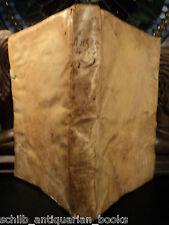 1558 Ausonius of Bordeaux Roman Empire Rome Mosella Ephemeris Wine Vinology +