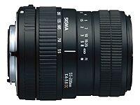 Sigma DC 55-200mm f/4.0-5.6 DC Lens For Nikon