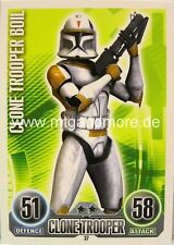 Star Wars Force Attax  Clone Trooper Boil #037