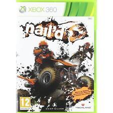 Pal version Microsoft Xbox 360 Nail'd