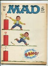MAD #80 (6.5) 4TH OF JULY ISSUE