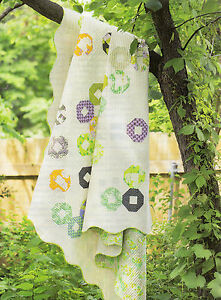 Mixed Nuts Quilt Pattern Pieced NM