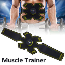 Abdominal Toning Muscle Toner Trainer Charminer Abs Smart EMS Fitness Belts AU.