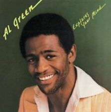 Explores Your Mind 0767981114521 by Al Green CD