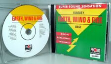 EARTH, WIND & FIRE - Best Fantasy - Zounds - Audiophile CD