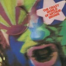 Arthur Brown - The Crazy World Of Arthur (NEW CD)