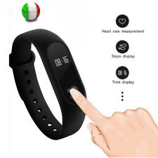 0.42 Inch OLED Smartband Bluetooth Heart Rate Monitor Health Fitness Tracker VW