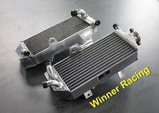 LEFT+RIGHT aluminum radiator for Honda CRF250R CRF250 CRF 250 R 4-stroke 10-2013