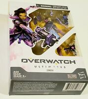 "Overwatch Ultimates Series Sombra 6"" Collectible Action Figure Hasbro"