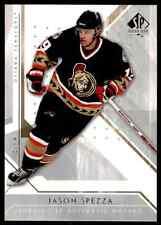 2006-07 SP Authentic Jason Spezza #32