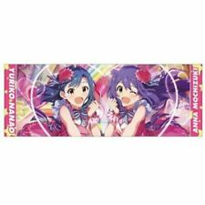 The Idolmaster Million Live! Yuri & Anna Cospa Character Big Sports Towel 110cm