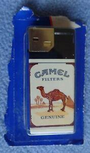 RJ Reynolds Camel Cigarettes Camel Filters Pack Lighter New In Package