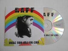 RAFF : AVEC TON ARC EN CIEL [ CD SINGLE ] ~ PORT GRATUIT