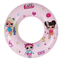 LOL Surprise XXL Schwimmring Schwimmreifen 90 cm Aufblasbar Kinder Schwimmhilfe