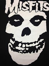 Misfits BlackT-shirt Horror Punk Rock Music Danzig Samhain