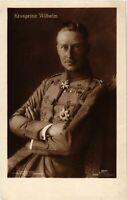 CPA AK Kronprinz Wilhelm GERMAN ROYALTY (867522)