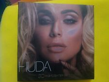 Huda Beauty 3D Highlight Palette in Pink Sands Edition 100% Authentic NIB Ipsy
