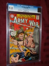 Our Army at War #152 CGC 9.0   4th All Sgt.Rock issue