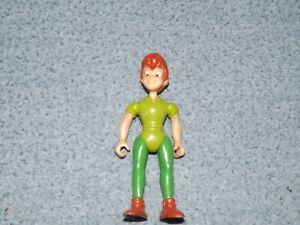 Disney Famosa Peter Pan Character Figure PIRATES INDIANS NEVERLAND LOST BOYS
