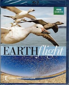 EARTH FLIGHT - A BBC Earth Blu-Ray NEW & SEALED Free Post + Tracking