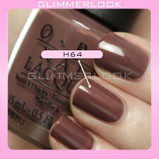 OPI NAIL POLISH - HOLLAND - Wooden Shoe Like to Know? H64 *NEW*