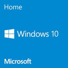 Microsoft Windows 10 Home (64-Bit) - Windows