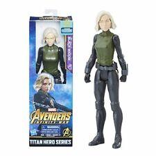 "Marvel Titan Hero Series Avengers Infinity War Black Widow 12"" Figure"