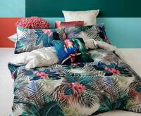 KAS Lamora Quilt Cover Set in Multi