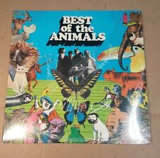 THE ANIMALS THE BEST OF THE ANIMALS LP SEALED! ABKCO