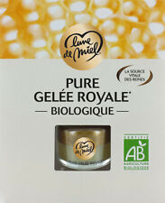 Lune de Miel  Gelée Royale Honey Royal Jelly Pure and Organic 18g From France
