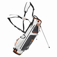 Big Max Standbag - Dri Lite 7 wasserdicht und kompakt - white/charcoal/orange !