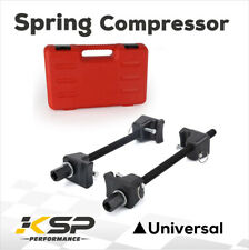 MacPherson Strut Spring Compressor | 2pc Install Remove Coil Springs Heavy Duty