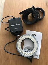 Amaran Halo LED Flash Macro per Canon fotocamera con lente a schede di rete AHL-C60
