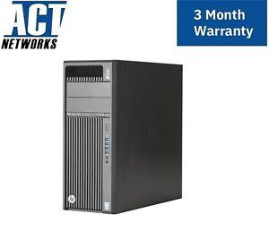 HP Z440 E5-1650v4 6C/12T 3.6Ghz 32GB 2400T Ram 256GB SSD 1TB HDD K1200 700W W10P