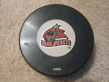 COLUMBUS BLUE JACKETS SOUVENIR PUCK